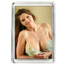 June Summers Sexy Fridge Magnet. 12 Images available.