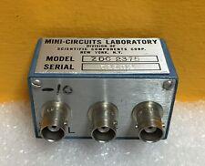 Mini-Circuits ZDC-2375 50 to 100 MHz, 75 ohm, 35 dB, BNC, Directional Coupler