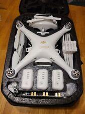 DJI Phantom 3 Professional 4K Camera Quadcopter With iPad Mini 2