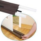 90cm Twin Door Draft Dodger Guard Windows Protector Dustproof Doorstop Home