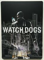 Watch Dogs Ded-Sec Collectors Edition Exclusive G1 Steelbook (NO GAME) Very Rare