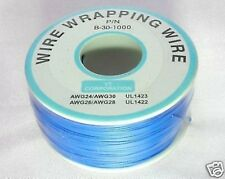 Prototype Wire wrap cable 30AWG 30# 300M Blue Xbox WII