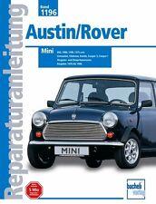 AUSTIN ROVER MINI ab 1976 Reparaturanleitung Reparaturbuch Handbuch Wartung Buch