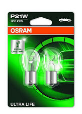 Bombilla Osram P21W 12v 21w BA15S - ultra vida 7506ult-02b