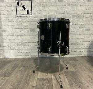 """Sonor Force 505 Floor Tom Drum 14""""x 14"""" / with Legs"""