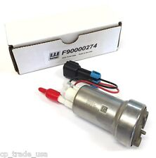 GENUINE WALBRO F90000274 E85 RACING FUEL PUMP 450 LPH HIGH PRESSURE (PUMP ONLY)