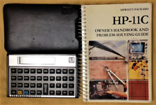 HP-11C  HEWLETT PACKARD (VINTAGE) CALCULATOR