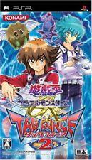 PSP Yu-Gi-Oh! Duel Monsters GX Tagforce 2 Japan Game Japanese
