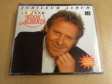 2-CD BOX / KOOS ALBERTS - 10 JAAR - JUBILEUM ALBUM