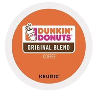Dunkin' Donuts Original Blend Coffee Keurig K-Cups Value Pack (192-Count)