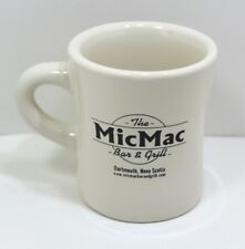 MicMac Bar And Grill Tavern Nova Scotia Canada Coffee Mug
