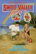Jessica's Lucky Millions (Sweet Valley Twins)-ExLibrary