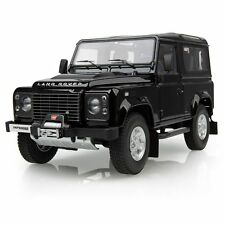 Genuine Land Rover Gear - DEFENDER 90 - 1:18 SCALE MODEL - BLACK -