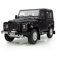 Genuine Land Rover Gear - DEFENDER 90 - 1:18 SCALE MODEL - BLACK -