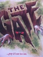 THE GATE Original THEATER-USED Movie Poster 27x41 Rolled One Sheet SS - C6