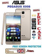 """5.2"""" ASUS PEGASUS 3 X008 SIM DUAL ANDROID 6 SMARTPHONE QUAD CORE 3GB RAM 32GB"""