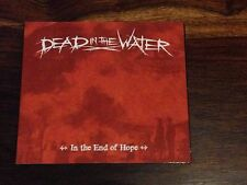 Dead In The Water - In The End Of Hope CD 2011 DOOM SLUDGE METAL