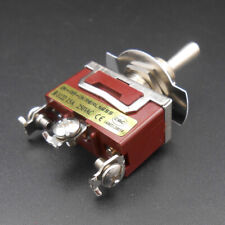 NEW R-1122 Motor Manually Reversing Switch Knob Toggle Switch 15A 250V On-Off-On