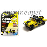 JL Hummer H1 Wagon Off-Road Aggressive 1:64 Loose 1:64 Scale Diecast