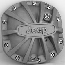 DANA 30 Xtreme Differential Cover with Jeep Logo Sandblast