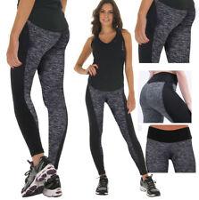 Damen Leggings Push up Gym Sports Yoga Hosen Fitnesshosen Laufhosen SF