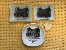 More details for the pump house pub inn brighton brewery set of 2 glass nut dishes and ceramic...