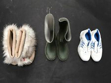 Girls Bundle Of Shoes. Size 3. Age 8-9. Donnay, Next.  A3062