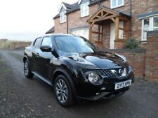 2017 *17* NISSAN JUKE TEKNA 1.2 DIG-T 115BHP 3K LEATHER TOP SPEC DAMAGE REPAIRED