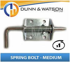 Medium Spring / Shoot Bolt x 1 (Caravan, Trailer Camper, Motorhome, Horse Float)