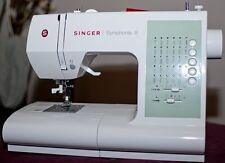 SINGER Nähmaschine Symphonie III Computernähmaschine mit 60 Programme