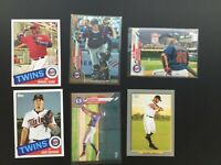 84 Card Lot 2020 Minnesota Twins Rc Inserts Eddie Rosario SP Topps Buxton Gold