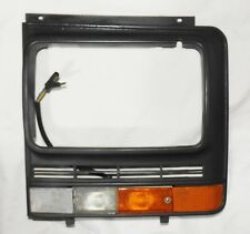 FIAT DUCATO MK1/ CORNICE FARO FANALINO SX/ FRONT HEAD LIGHT FRAME TURN LIGHT