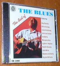 The Best of The Blues~Leadbelly, Josh White, etc.. - Brand New CD with 20 Tracks
