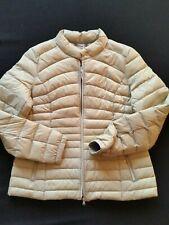 ESPRIT Jacke gesteppt Daunen/Federn Gr.40 beige**NEU