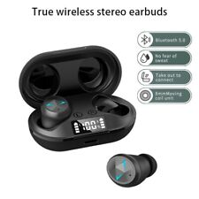 Bluetooth Wireless Headphone 9D Stereo Sports Bluetooth V5.0 Waterproof Headsets