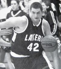 KEVIN LOVE 2006 Yearbook LAKE OSWEGO HIGH SCHOOL Oregon NBA ALL STAR Minnesota