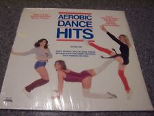 Aerobic Dance Hits Casablanca Nblp-7263 Lp W/16 Page Booklet Kool & The Gang