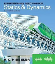 Engineering Mechanics : Statics and Dynamics by Russell C. Hibbeler (2012,...