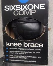 sixsixone Knee Brace Competition Bike/Bicycle