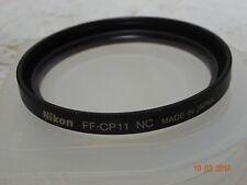 Nikon FF-CP11 NC NEUTRAL COLOR Colore Filtro Coolpix 8800 Digital Camera ecc.