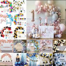 Balloon Arch Kit Wedding Birthday Party Celebration Balloons Set Garland Decor