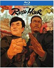 Rush Hour Trilogy Blu-ray