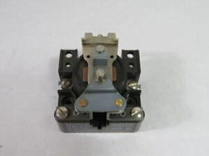 Square D 8501-CO6-V20 Series A Heavy Duty Power Relay 120V 50/60Hz ! WOW !