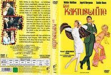 DIE KAKTUSBLÜTE --- Klassiker --- Walter Matthau --- Ingrid Bergman ---