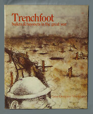 Trenchfoot GDW 1981, Rare WWI, Unpunched, Bonus!