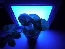 Orchid Flower Plant Grow 90SMD LED UV Light Panel 110V E27 USA EngineerCertified
