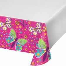 24 Girls Pink Butterfly Food Boxes ~ Picnic Carry Meal Box Birthday Party Plate Kitchen, Dining & Bar