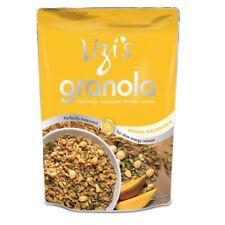 LIZI'S MANGO Macadamia des céréales pour Petit déjeuner 400 g