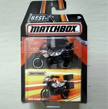 BMW R1200 GS Motorcycle. DKC86. Best of Matchbox.  NEW in blister pack!