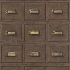 Rasch Tapeten mit Motiv aus Holz